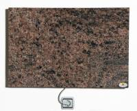 Infrarotheizung Granit MulticolorRot 50x100 480W